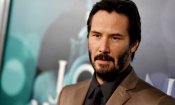 Keanu Reeves: shopping a Roma e selfie con le commesse!