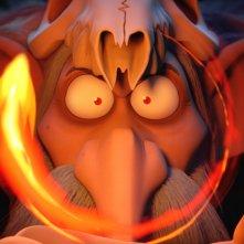 Asterix e il segreto della pozione magica: una sequenza del film animato
