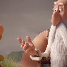 Asterix e il segreto della pozione magica: un momento del film