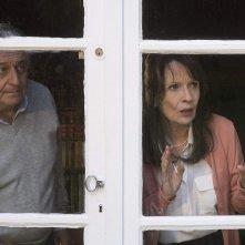 Non sposate le mie figlie! 2: Chantal Lauby e Christian Clavier in una scena del film