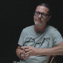 Diabolik: Andrea Carlo Cappi in una scena del documentario