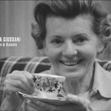 Diabolik: Angela Giussani in una scena del documentario