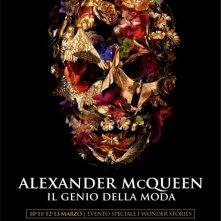 Locandina di Alexander McQueen - Il genio della moda