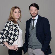 Amore e altri rimedi: Laura Duranti e Gianluca Franciosi in una foto promozionale