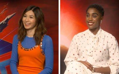 """Captain Marvel, Intervista a Gemma Chan e Lashana Lynch: """"La sorellanza è forza"""""""