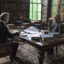 Il professore e il pazzo: Mel Gibson in una sequenza