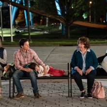 Instant Family: Mark Wahlberg, Margo Martindale e Rose Byrne in una scena