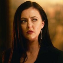 The Order: Katharine Isabelle in una scena