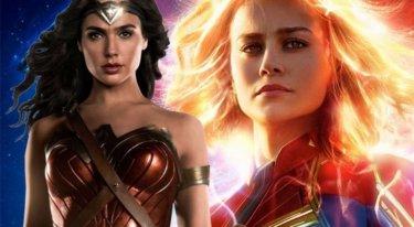 Captain Marvel Wonder Woman 1152904 1280X0