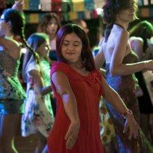 Dafne: una scena del film con Carolina Raspanti