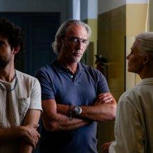La mia seconda volta: Luca Ward e Simone Riccioni sul set