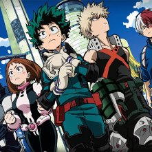 My Hero Academia the Movie: Two Heroes; un'immagine del film
