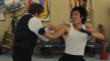 C Era Una Volta A Hollywood Bruce Lee
