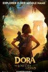 Locandina di Dora e la città perduta