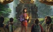 Dora e la città perduta: il poster ufficiale del film live-action