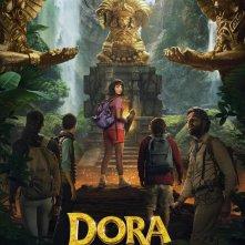 Dora e la città perduta: il poster del film