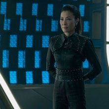 Star Trek Discovery: Michelle Yeoh nell'episodio The Red Angel