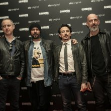 Gomorra: I registi di Gomorra 4, Claudio Cupellini, Marco D'Amore ,Ciro Visco, Enrico Rosati