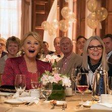 Book Club - Tutto può succedere: Diane Keaton e Candice Bergen in una scena