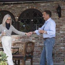 Book Club - Tutto può succedere:  Andy Garcia e Diane Keaton in una scena