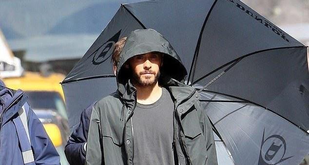 Morbius, Jared Leto nelle prime foto dal set di Manchester!