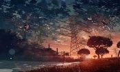 5 centimetri al secondo di Makoto Shinkai al cinema il 13, 14, 15 maggio