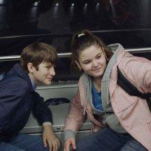 Bene ma non benissimo: Yan Shevchenko con Francesca Giordano in una scena del film