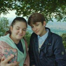 Bene ma non benissimo: Yan Shevchenko insieme a Francesca Giordano in una scena