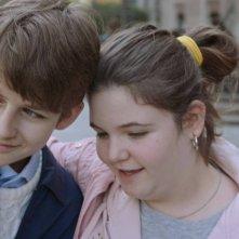 Bene ma non benissimo: Yan Shevchenko con Francesca Giordano in una scena