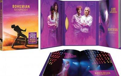 Bohemian Rhapsody in Blu-ray e DVD, la recensione: tutto quello che dovete sapere sulla Booklet Edition