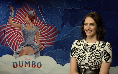 """Dumbo, intervista a Eva Green: """"Siate forti, abbracciate la vostra unicità"""""""