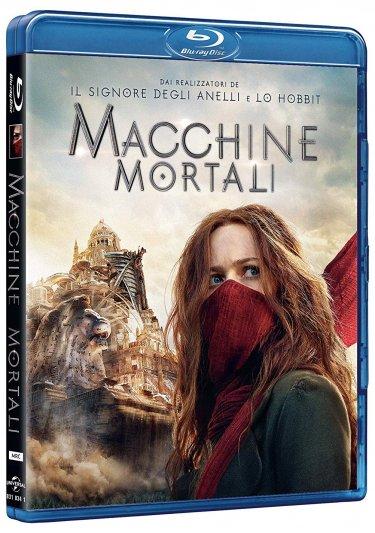 Machcine Cover