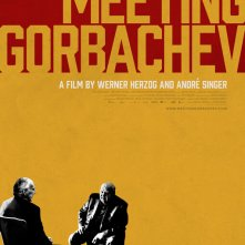 Locandina di Meeting Gorbachev