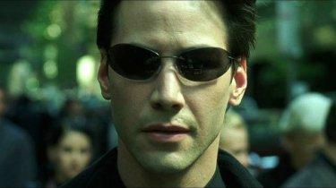 Neo Matrix Keanu Reeves
