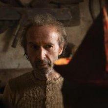 Pinocchio: Roberto Benigni è Geppetto in una scena