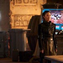 Star Trek Discovery: una scena con Michelle Yeoh nell'episodio Perpetua Infinità