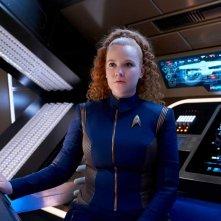 Star Trek Discovery: Mary Wiseman nell'episodio Perpetua Infinità