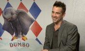 """Dumbo, intervista a Colin Farrell: """"Non leggete le cattiverie sui social, chi le scrive è infelice"""""""