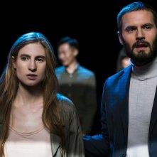 Osmosis:Agathe Bonitzer, Hugo Becker in una scena della serie