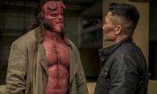 """Hellboy: il titolo censurato e """"cristiano"""" sull'insegna di un cinema USA è virale"""