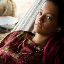 Oro Verde - C'era una volta in Colombia: Natalia Reyes durante una scena del film