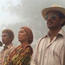 Oro Verde - C'era una volta in Colombia: Jose Acosta, Natalia Reyes e Carmina Martinez in una scena del film