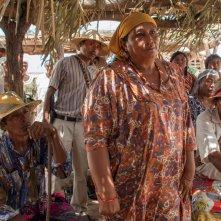 Oro Verde - C'era una volta in Colombia: Carmina Martinez, Jose Acosta e Natalia Reyes in una scena