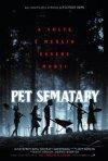 Locandina di Pet Sematary