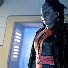 Stark Trek Discovery: Mary Chieffo in una scena dell'episodio Through the Valley of Shadows