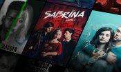 I film e le serie tv in streaming della settimana: da Le terrificanti avventure di Sabrina 2 a Ultraman!