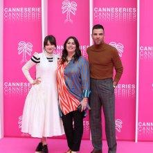 Canneseries 2019: il cast della serie NOS4A2 sul pink carpet