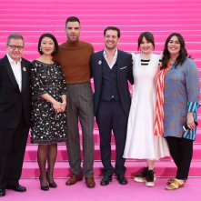 Canneseries 2019: una foto di gruppo per il cast di NOS4A2 sul pink carpet
