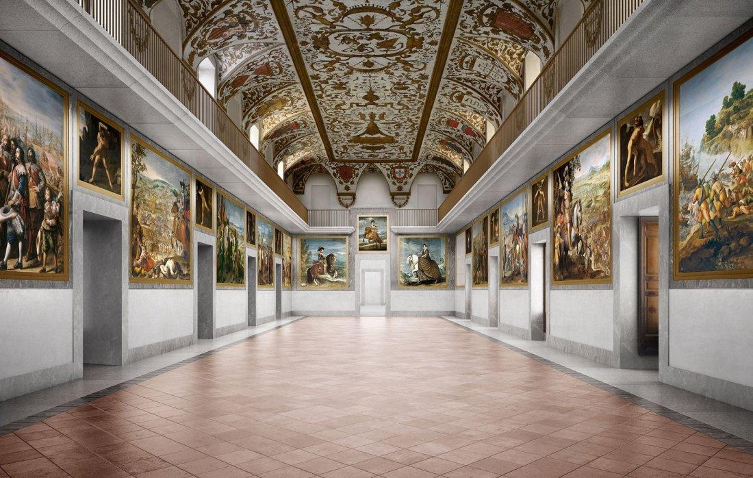 Il Museo Del Prado La Corte Delle Meraviglie 1