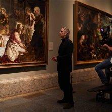 Il Museo del Prado - La Corte delle meraviglie: Jeremy Irons sul set del documentario